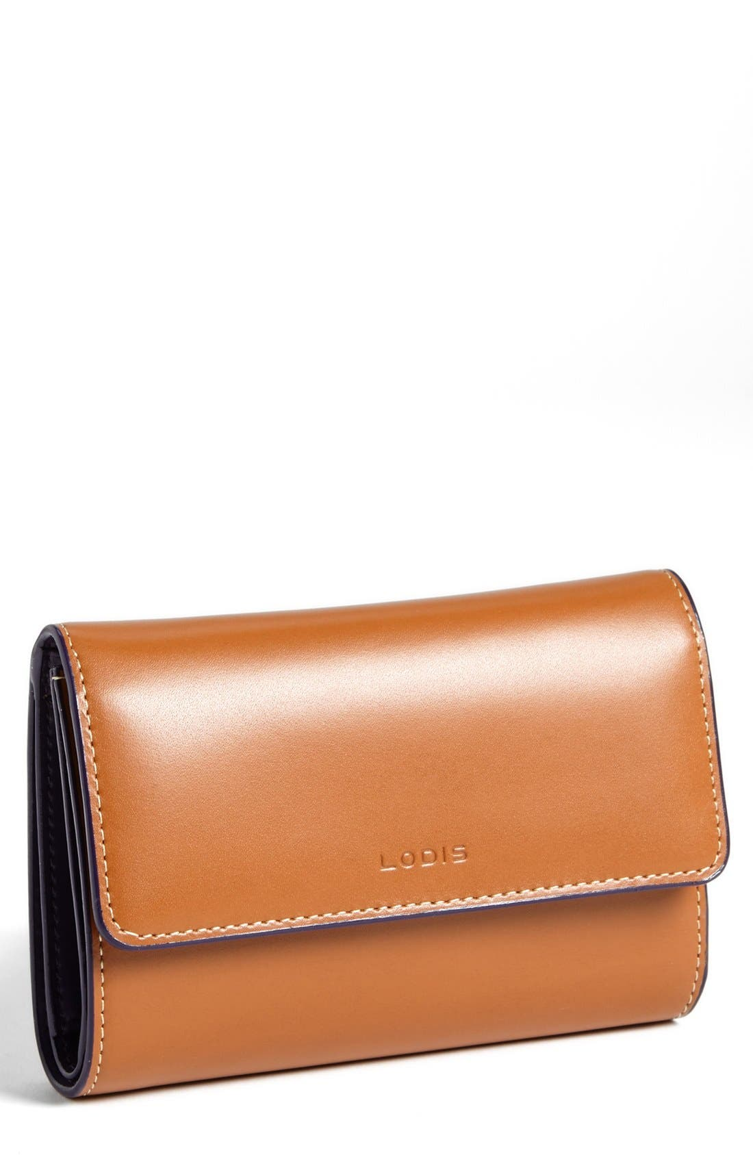 Main Image - Lodis 'Audrey' Continental Wallet