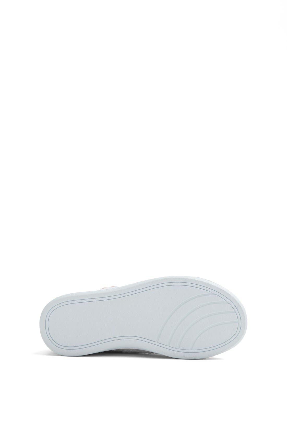 Alternate Image 4  - Dolce&Gabbana Sequin Sneaker (Toddler & Little Kid)