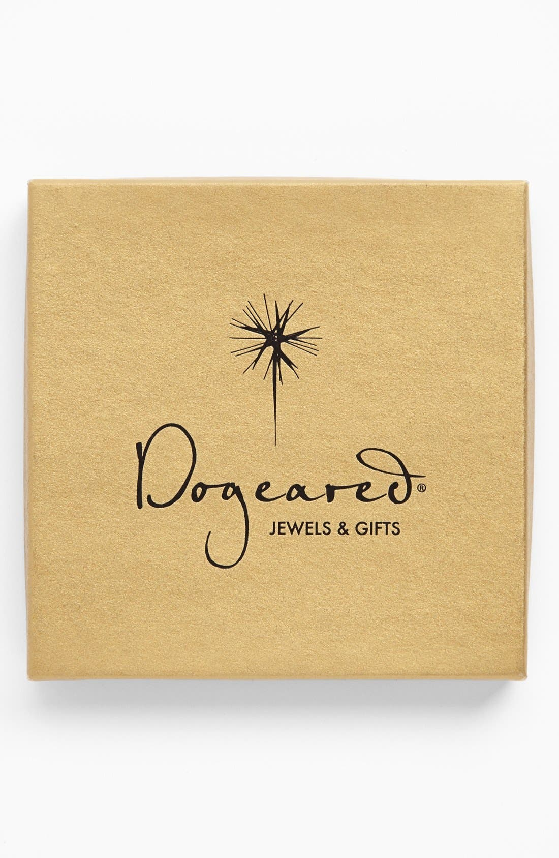 Alternate Image 4  - Dogeared 'Reminder - Life is Magical' Boxed Unicorn Pendant Necklace