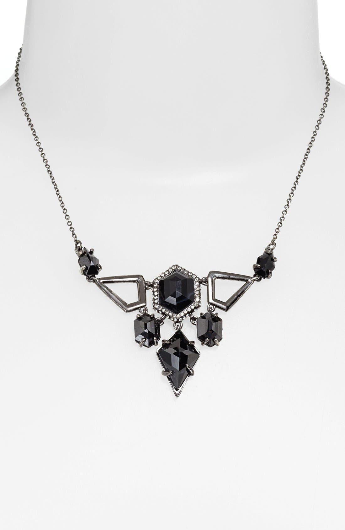 Alternate Image 1 Selected - Alexis Bittar 'Miss Havisham - Pavo' Articulated Pendant Necklace