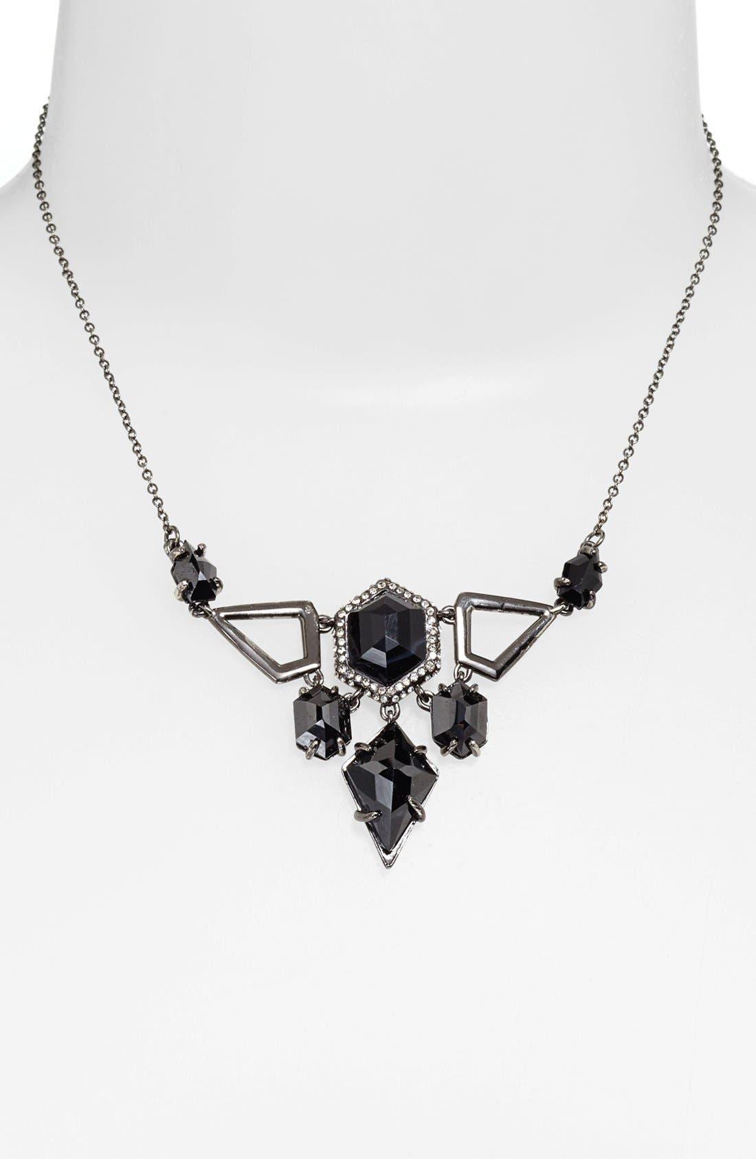 Main Image - Alexis Bittar 'Miss Havisham - Pavo' Articulated Pendant Necklace