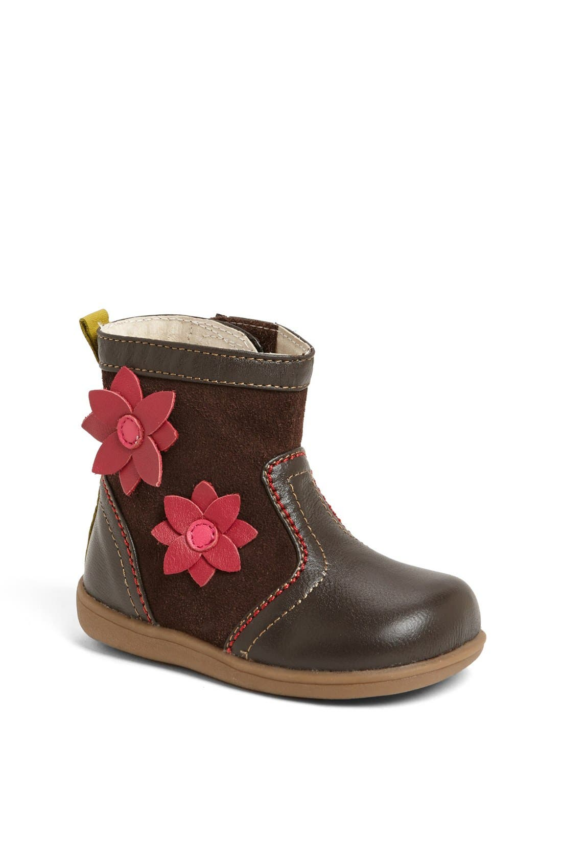 Main Image - See Kai Run 'Geah' Boot (Baby, Walker & Toddler)