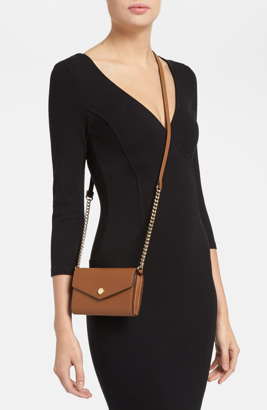 Alternate Image 2  - MICHAEL Michael Kors Crossbody Phone Bag