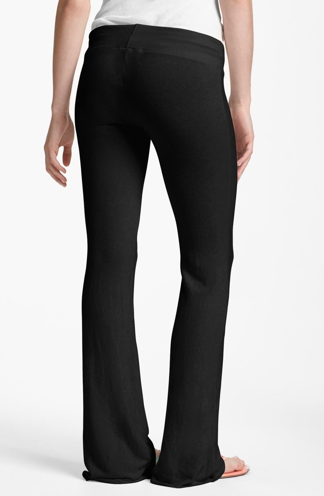 Basic Track Pants,                             Alternate thumbnail 2, color,                             Jet Black