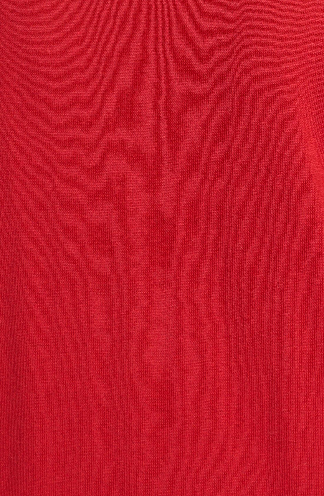 Alternate Image 3  - MICHAEL Michael Kors Studded Shoulder Sweater (Plus Size)