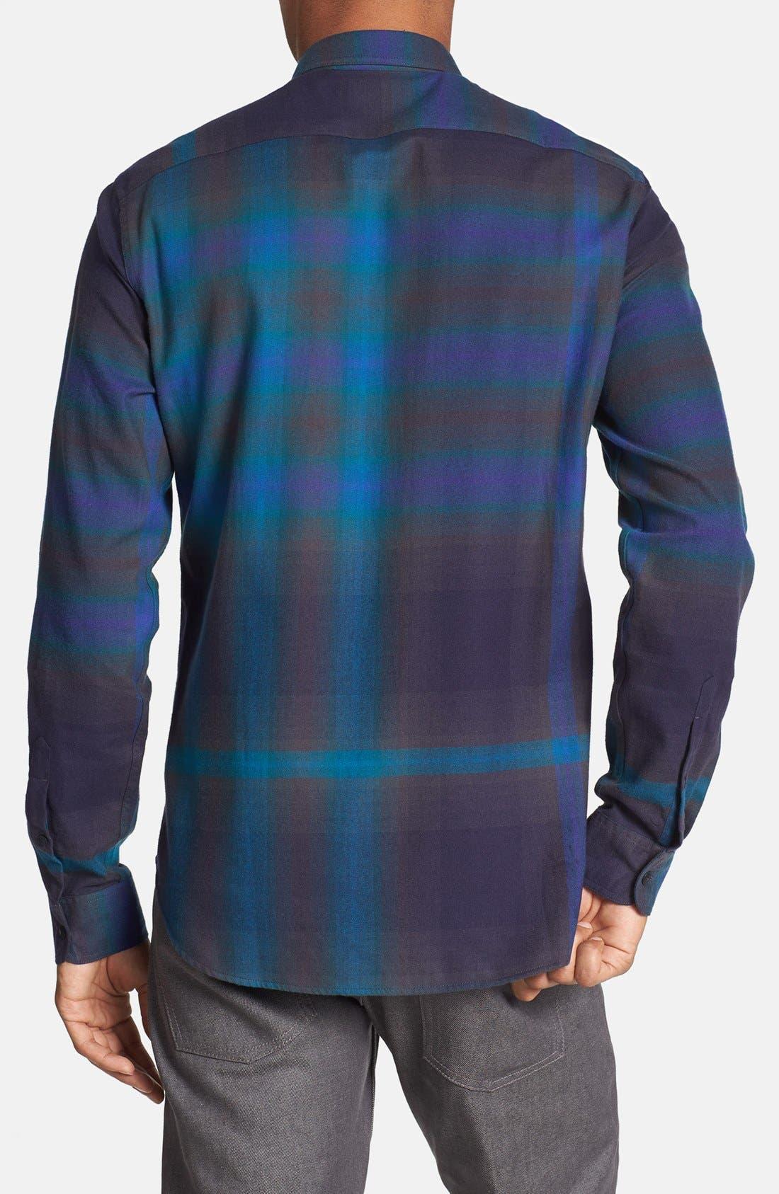 Alternate Image 2  - Burberry Brit 'Adken' Check Sport Shirt
