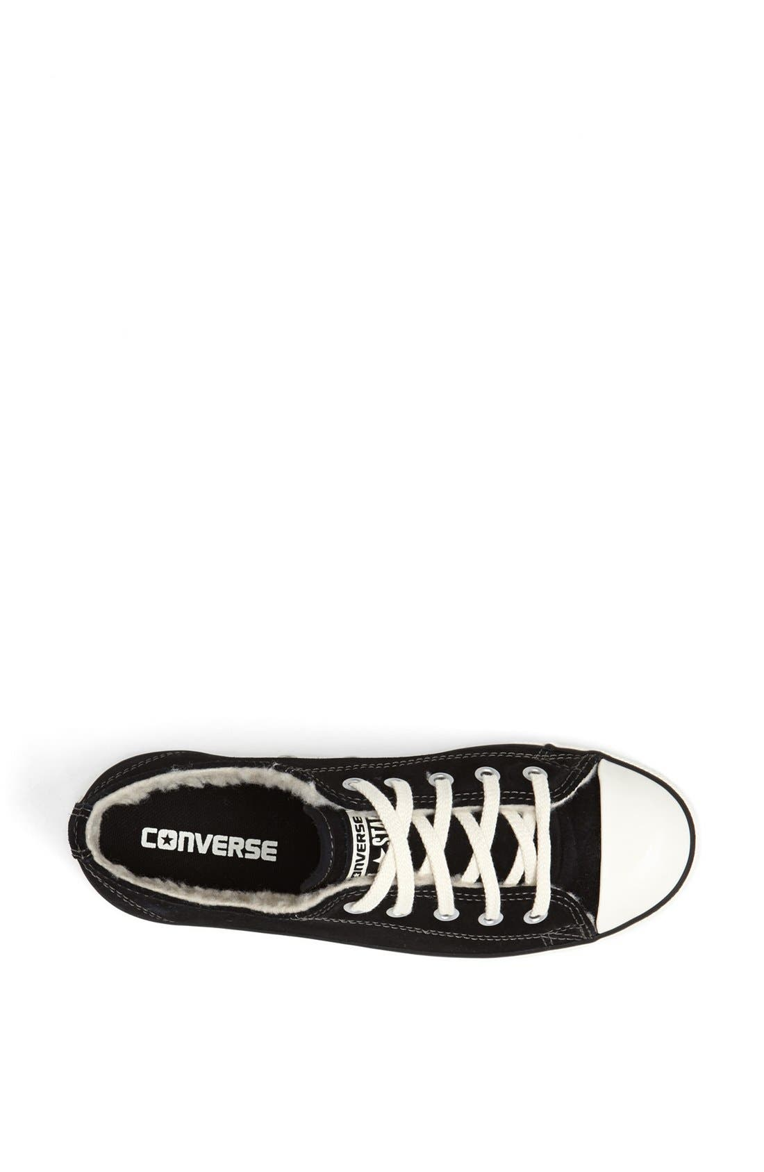 Alternate Image 3  - Converse Chuck Taylor® All Star® 'Dainty' Sneaker (Women)