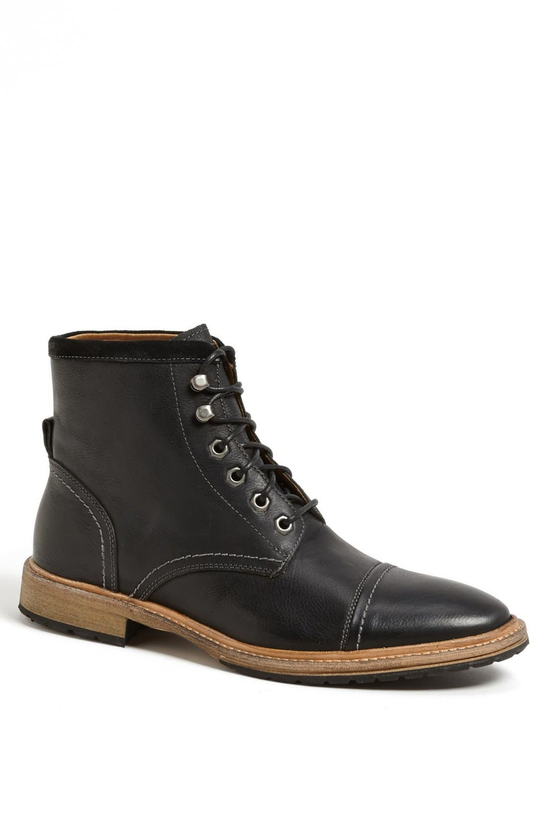 Alternate Image 1 Selected - Florsheim 'Indie' Cap Toe Boot
