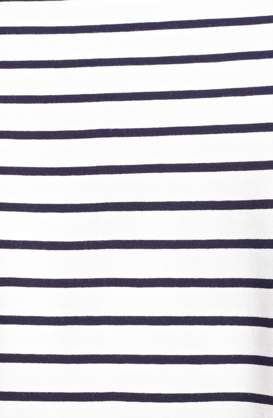 Alternate Image 3  - Max Mara 'Minetta' Stripe Jersey Top