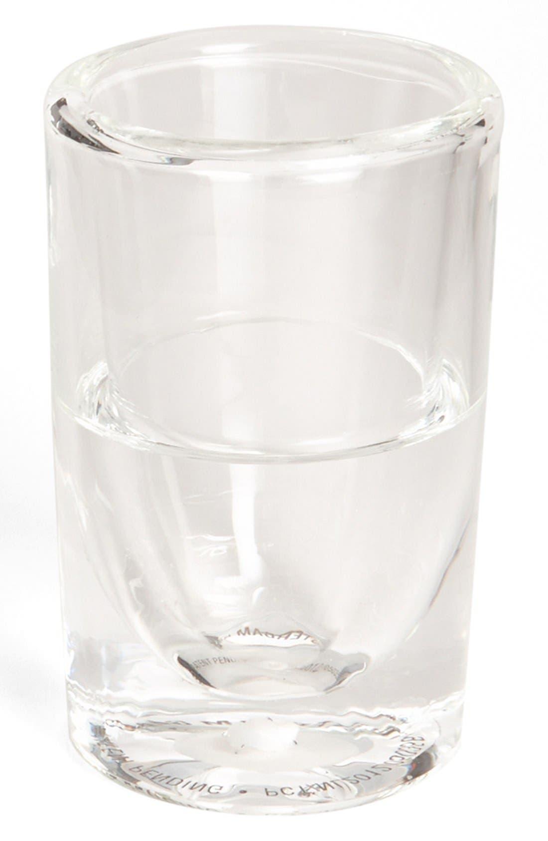 Alternate Image 1 Selected - Amsterdam Glass USA 'Freeze' Shot Glass