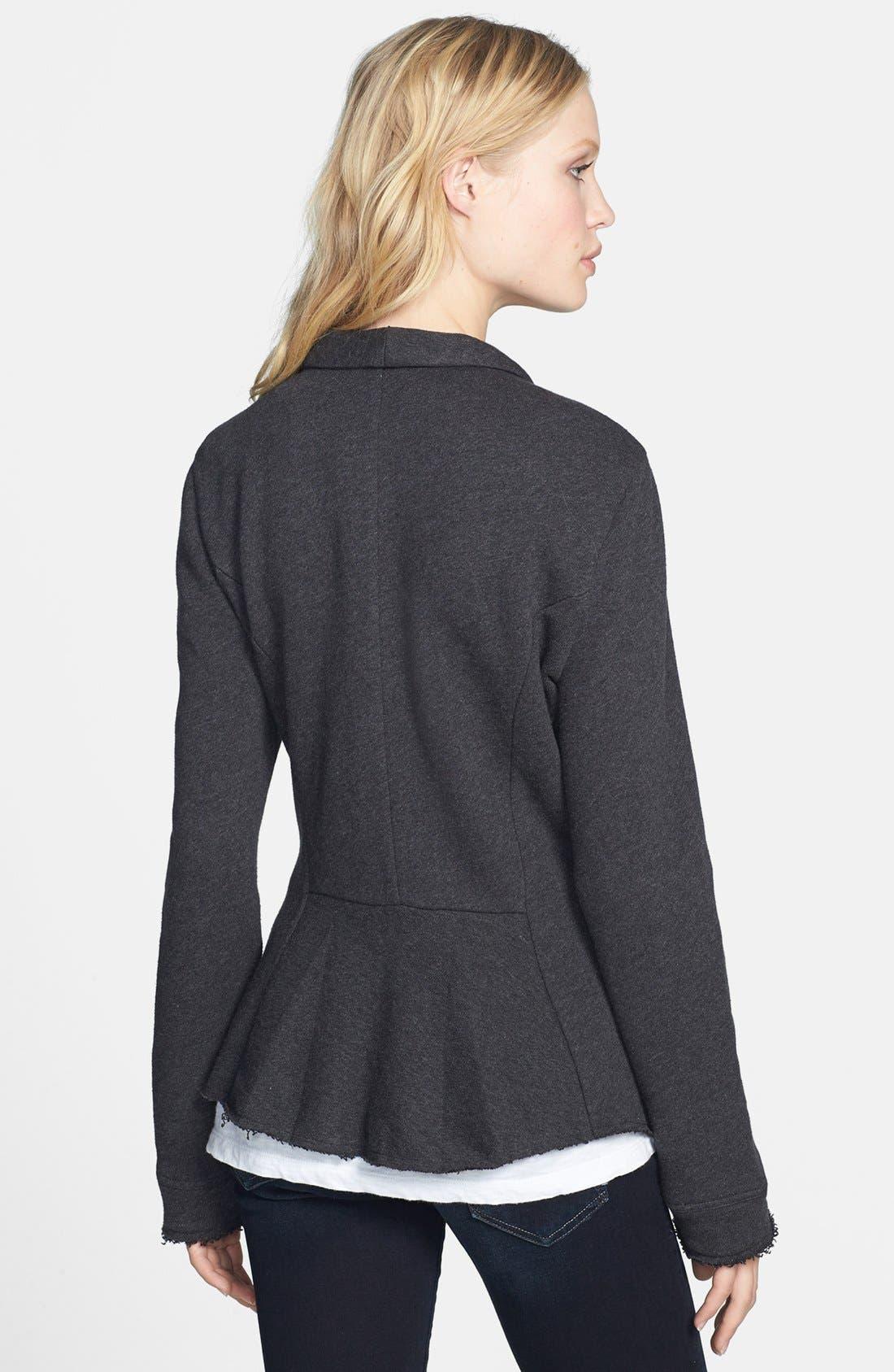 Alternate Image 2  - Stem Drape Collar Jacket