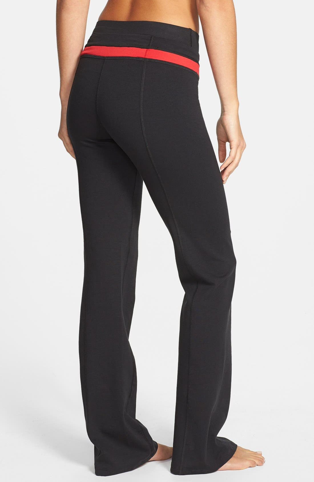 Alternate Image 2  - SPANX® 'Power Color Band' Workout Pants