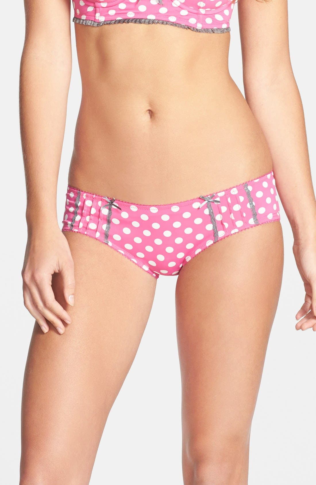 Main Image - kensie 'Stella' Hipster Briefs (3 for $30)