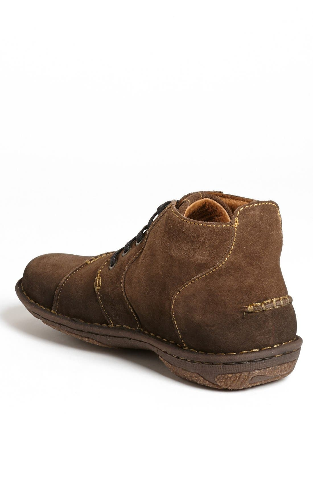 Alternate Image 2  - Børn 'Edlan' Cap Toe Chukka Boot (Men)