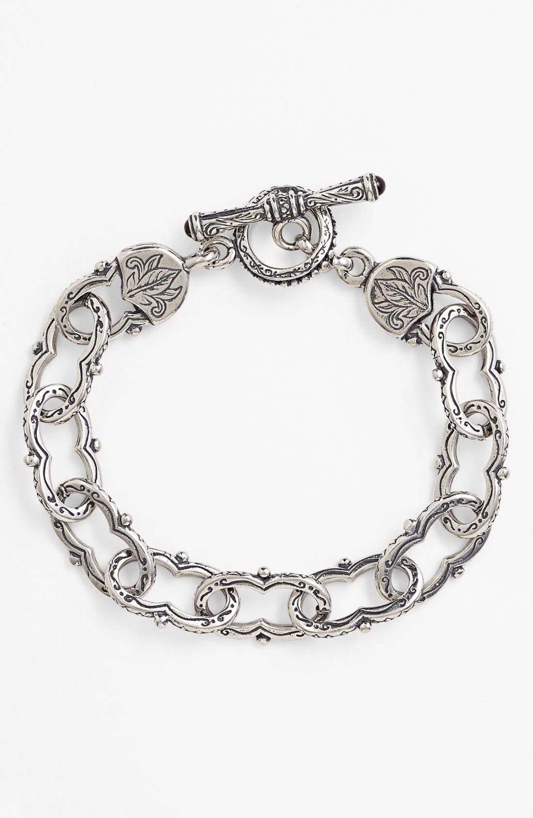 KONSTANTINO Classics Link Toggle Bracelet