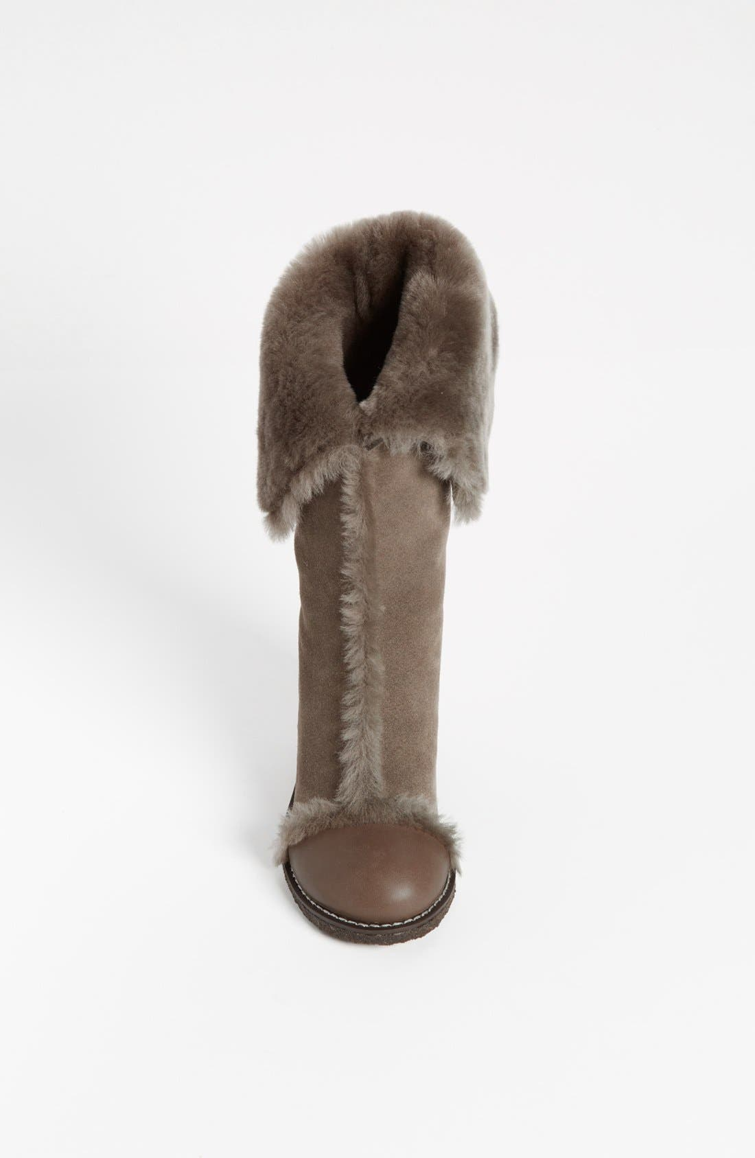 Alternate Image 3  - See by Chloé 'Winter' Wedge Boot