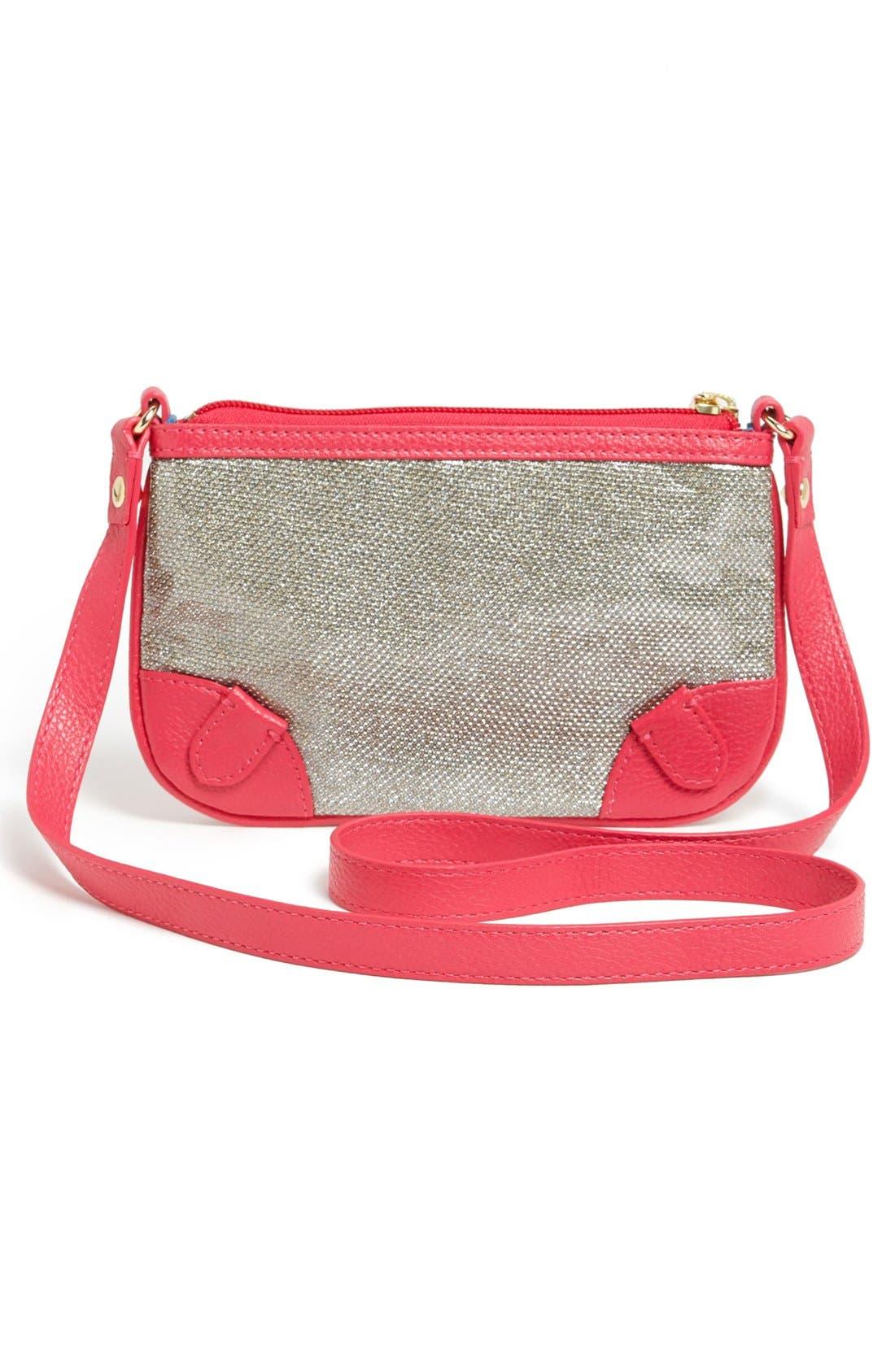 Alternate Image 4  - Juicy Couture 'Bright Diamond' Crossbody Bag (Girls)