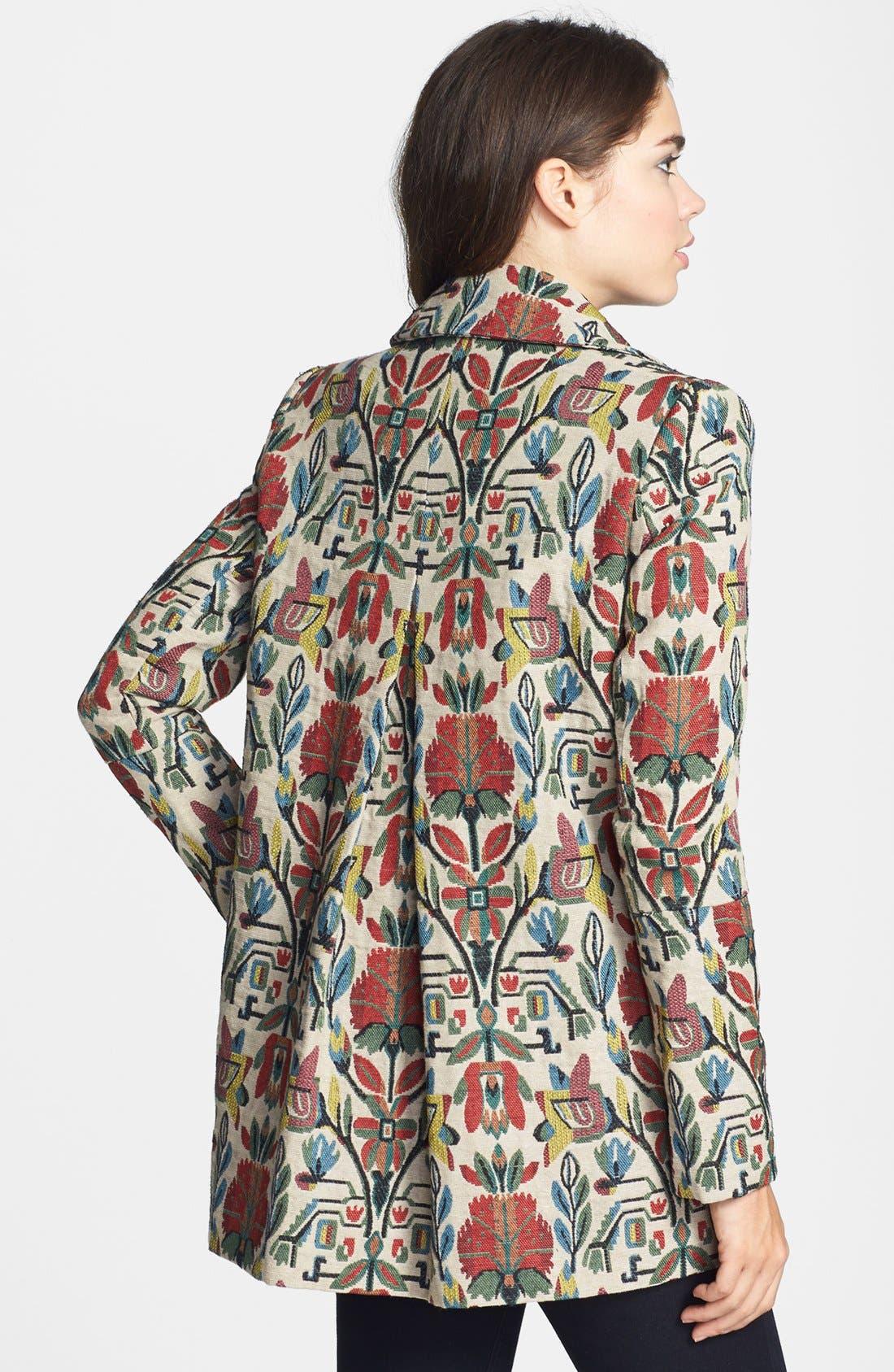 Alternate Image 2  - Dolce Vita 'Tommie' Tapestry Jacket