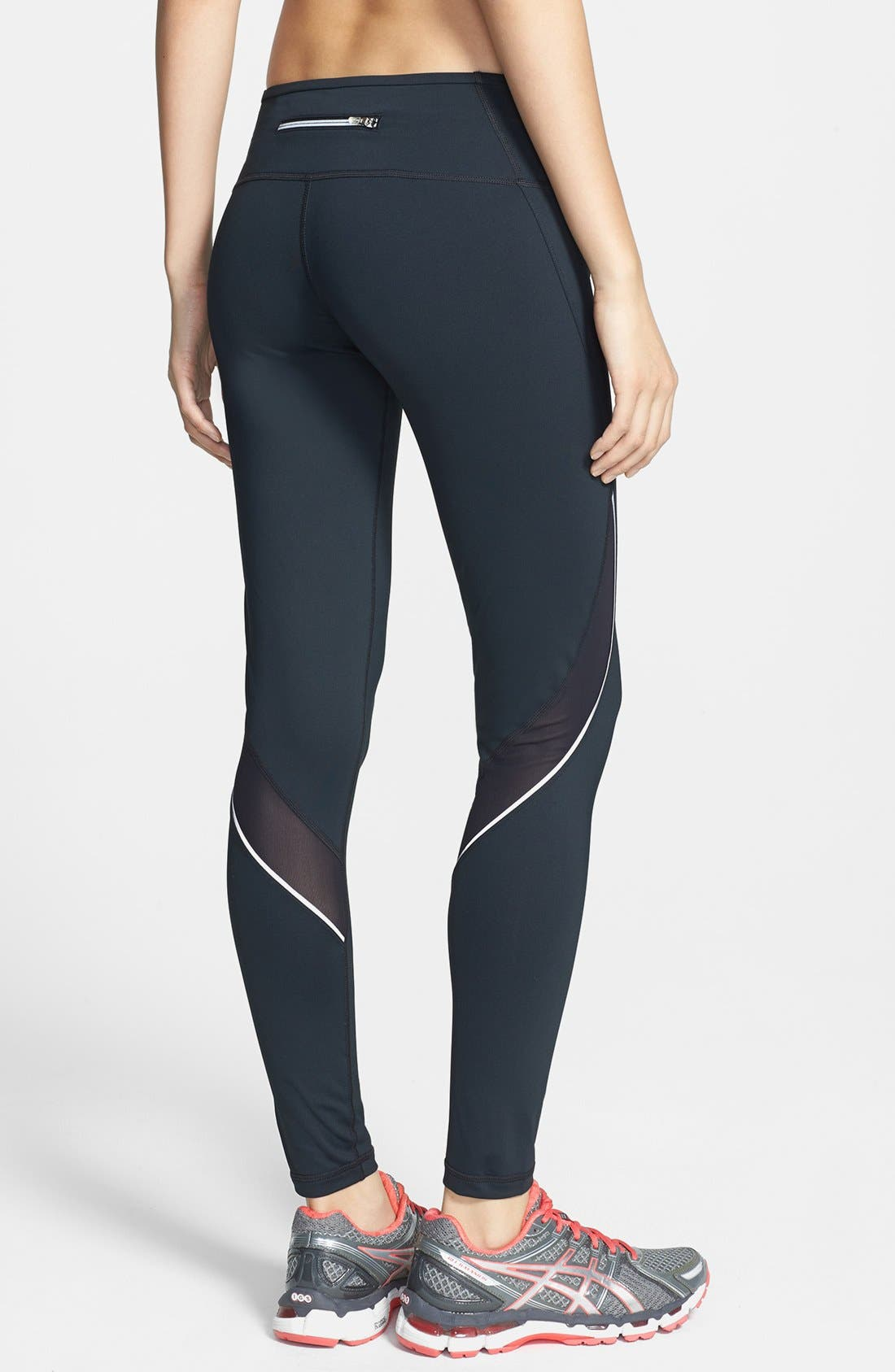 Alternate Image 1 Selected - Zella 'Perfect Run' Running Tights