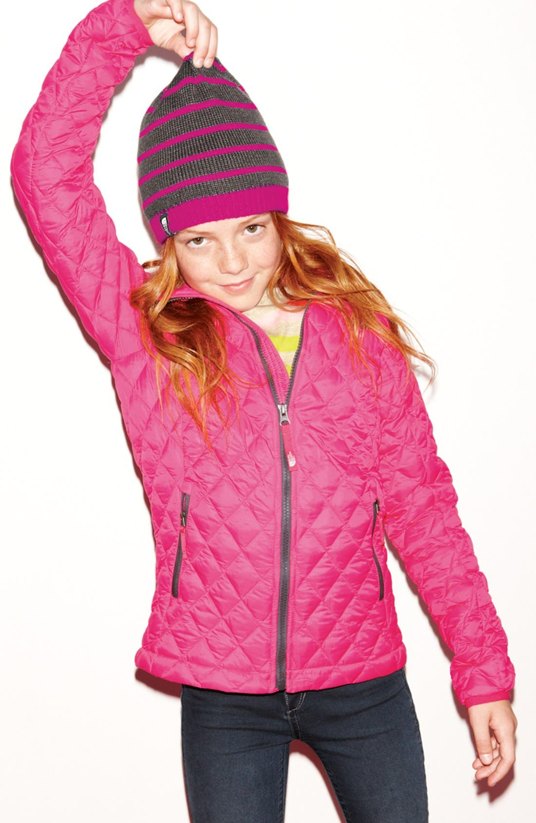 Alternate Image 3  - The North Face 'Shinto' Reversible Beanie (Girls)