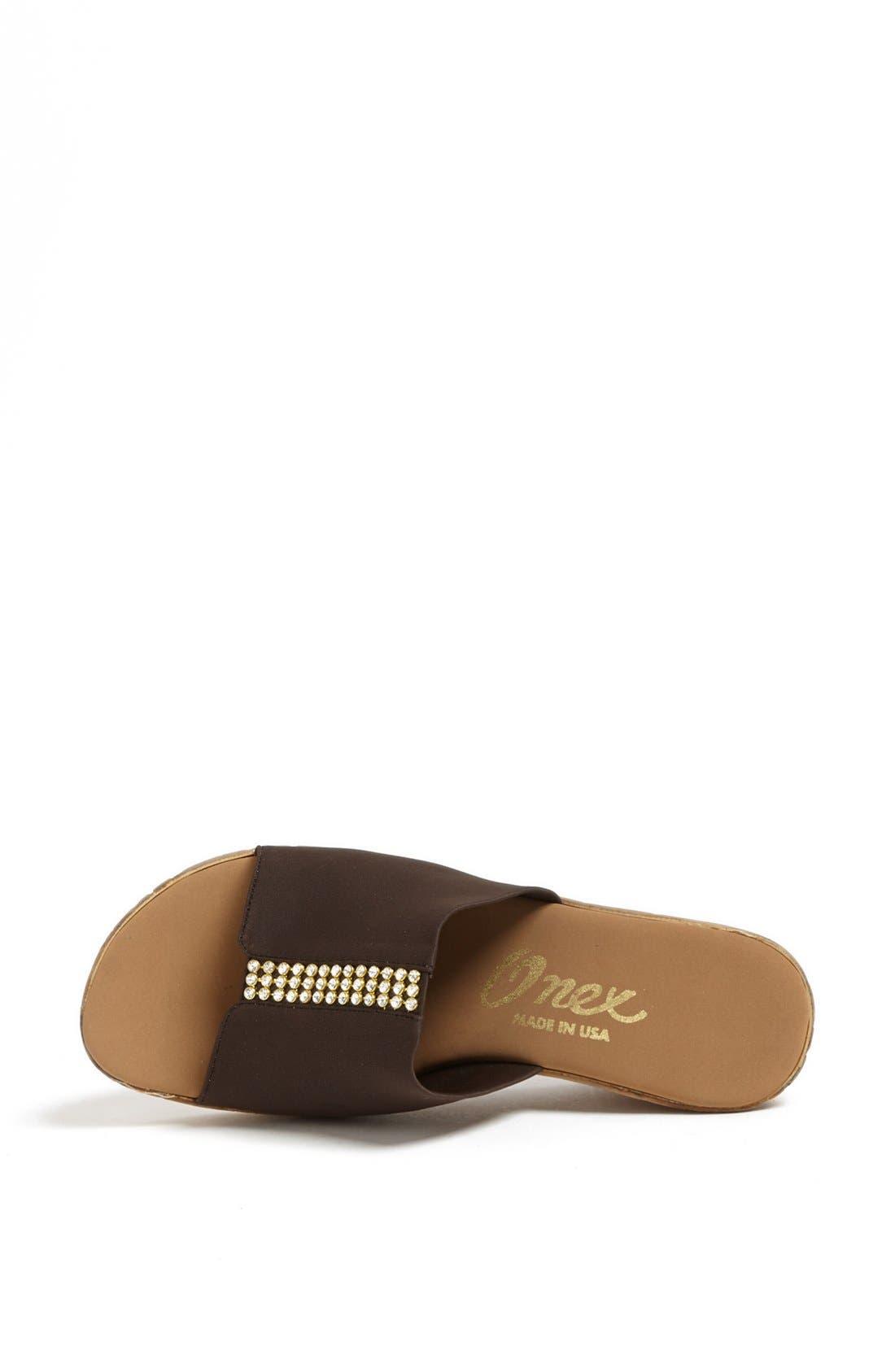Alternate Image 3  - Onex 'Billie' Wedge Sandal