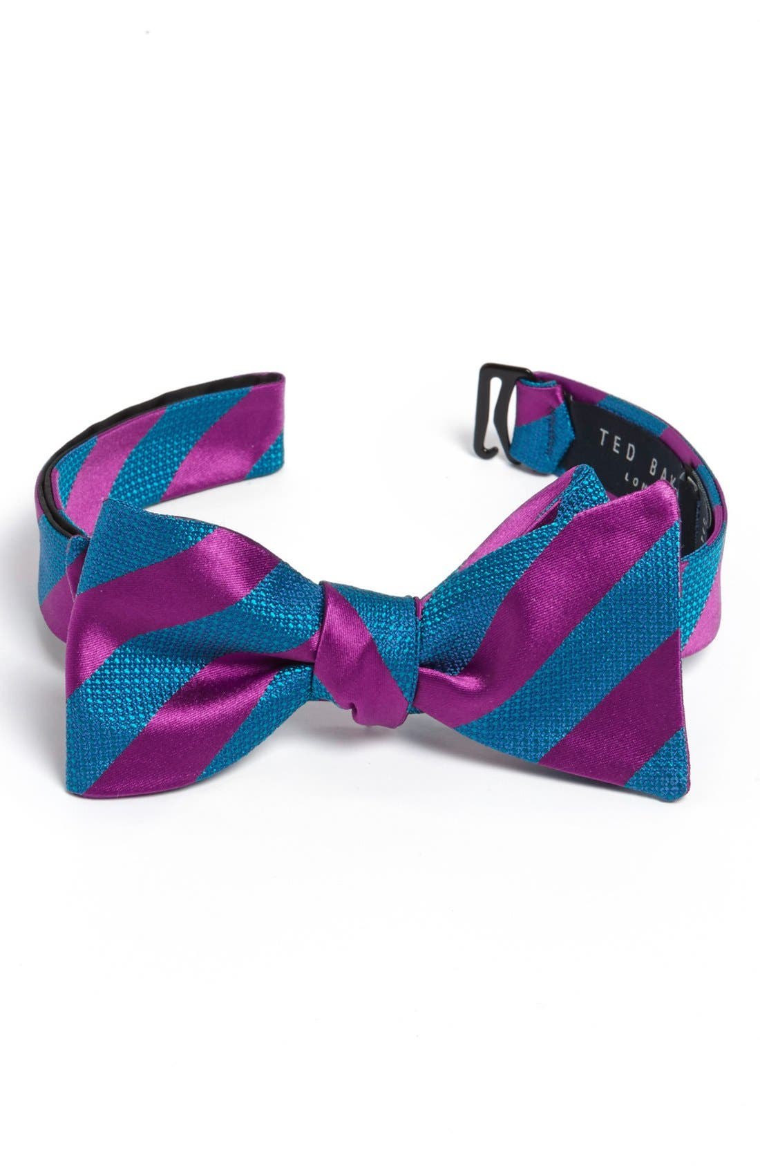 Alternate Image 1 Selected - Ted Baker London Woven Silk Bow Tie