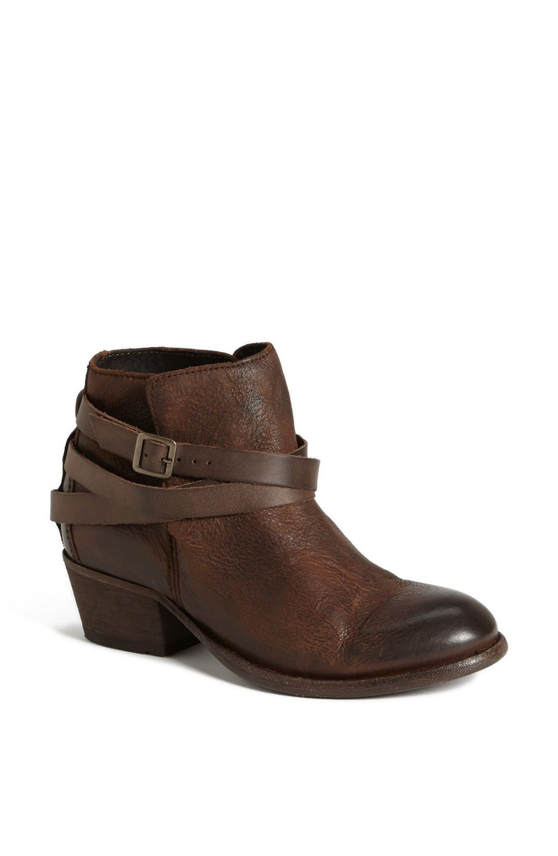 Main Image - H by Hudson 'Horrigan' Belt Wrapped Bootie