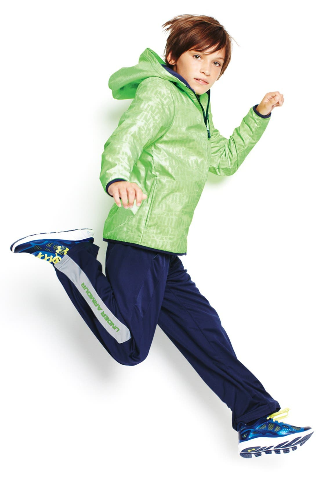 Alternate Image 1 Selected - Under Armour Jacket & Pants (Big Boys)