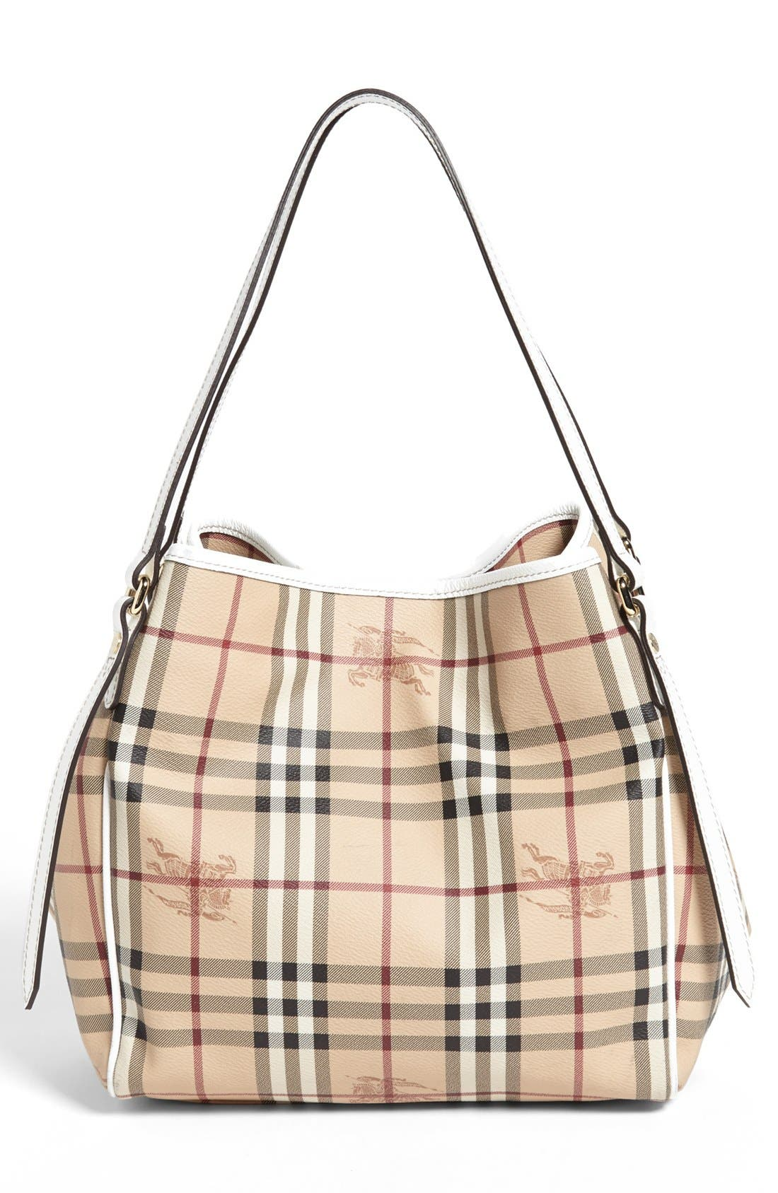 Alternate Image 4  - Burberry 'Small Canterbury' Tote