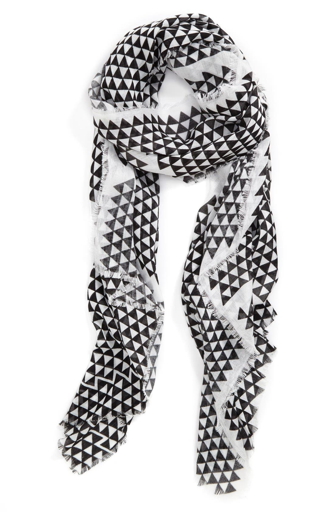Alternate Image 1 Selected - Vince Camuto 'Lightbox Piece Good' Scarf