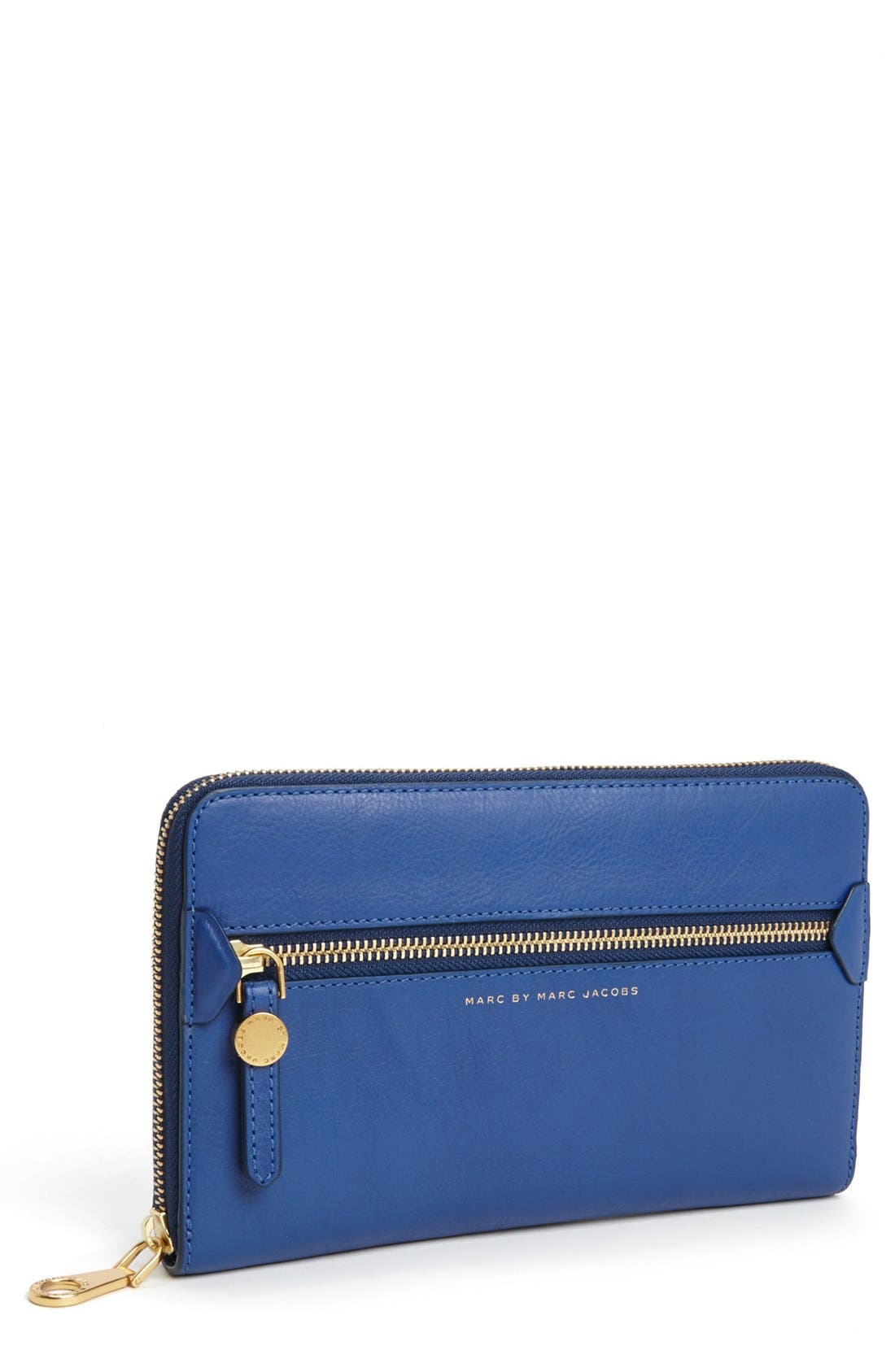 Alternate Image 1 Selected - MARC BY MARC JACOBS 'Globetrotter' Travel Wallet
