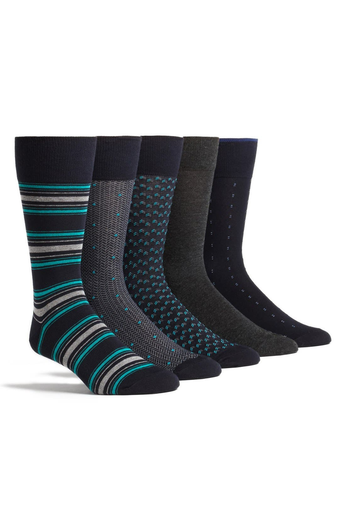 Main Image - Cole Haan Modal Blend Socks