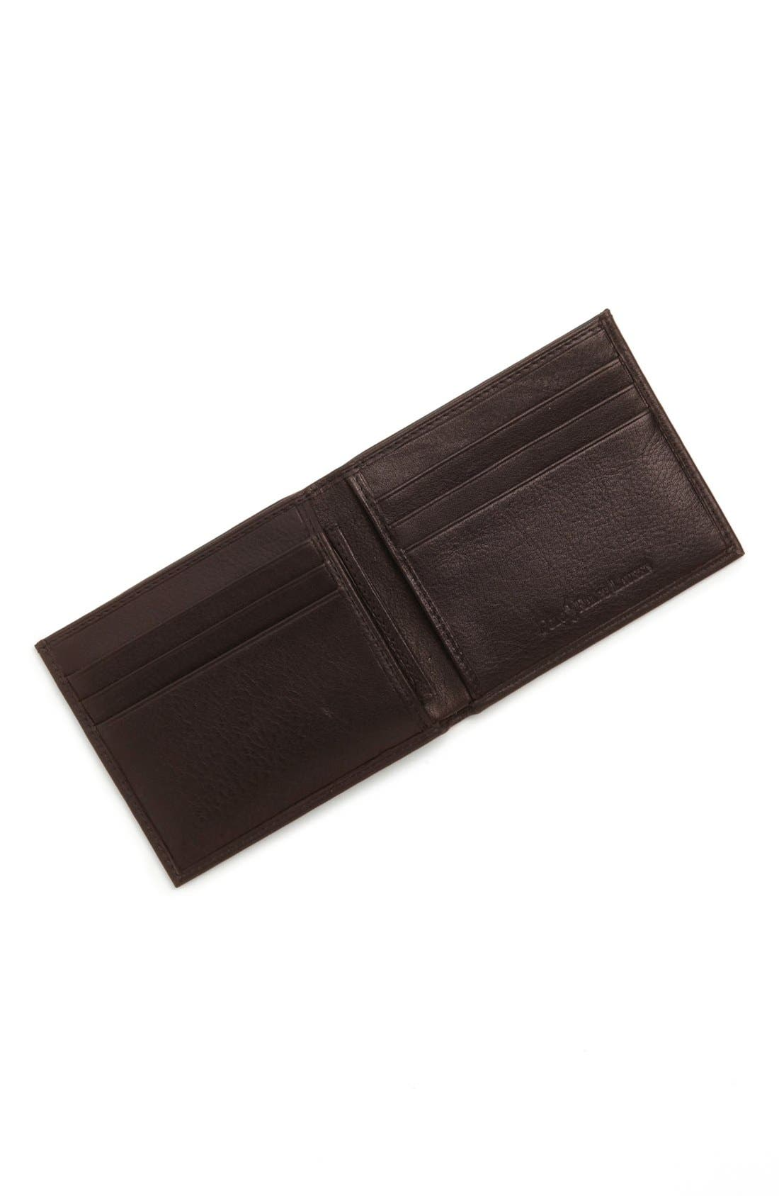 Alternate Image 3  - Polo Ralph Lauren Bifold Wallet