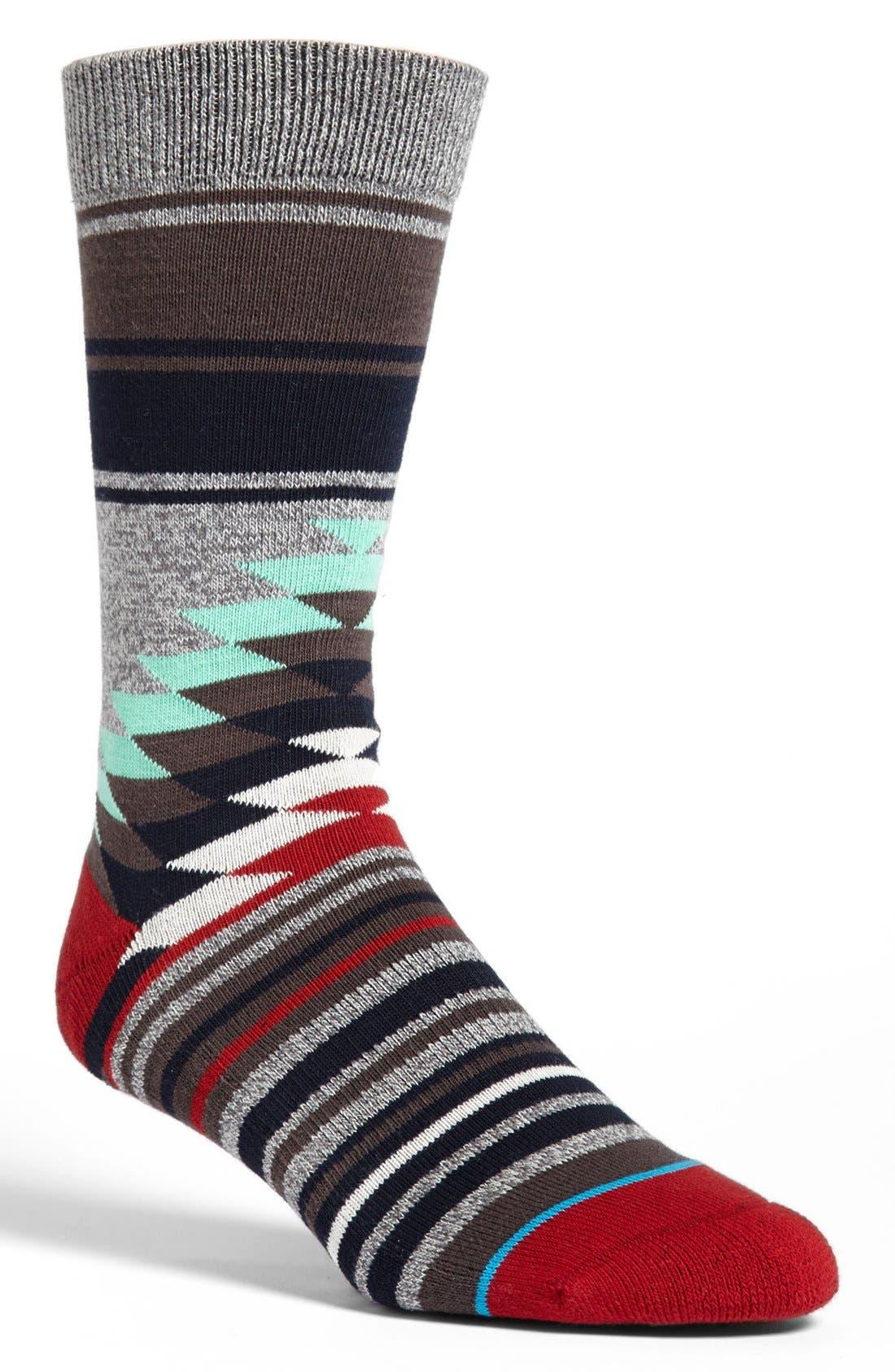 Alternate Image 1 Selected - Stance 'Laredo' Socks