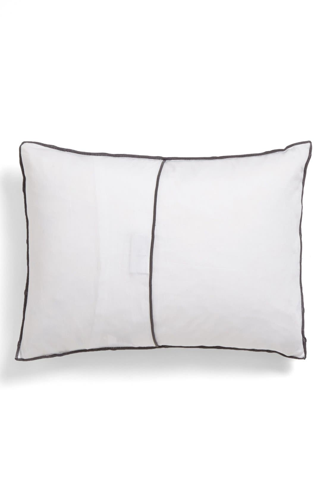 Alternate Image 2  - Vera Wang 'Pompom' Pillow