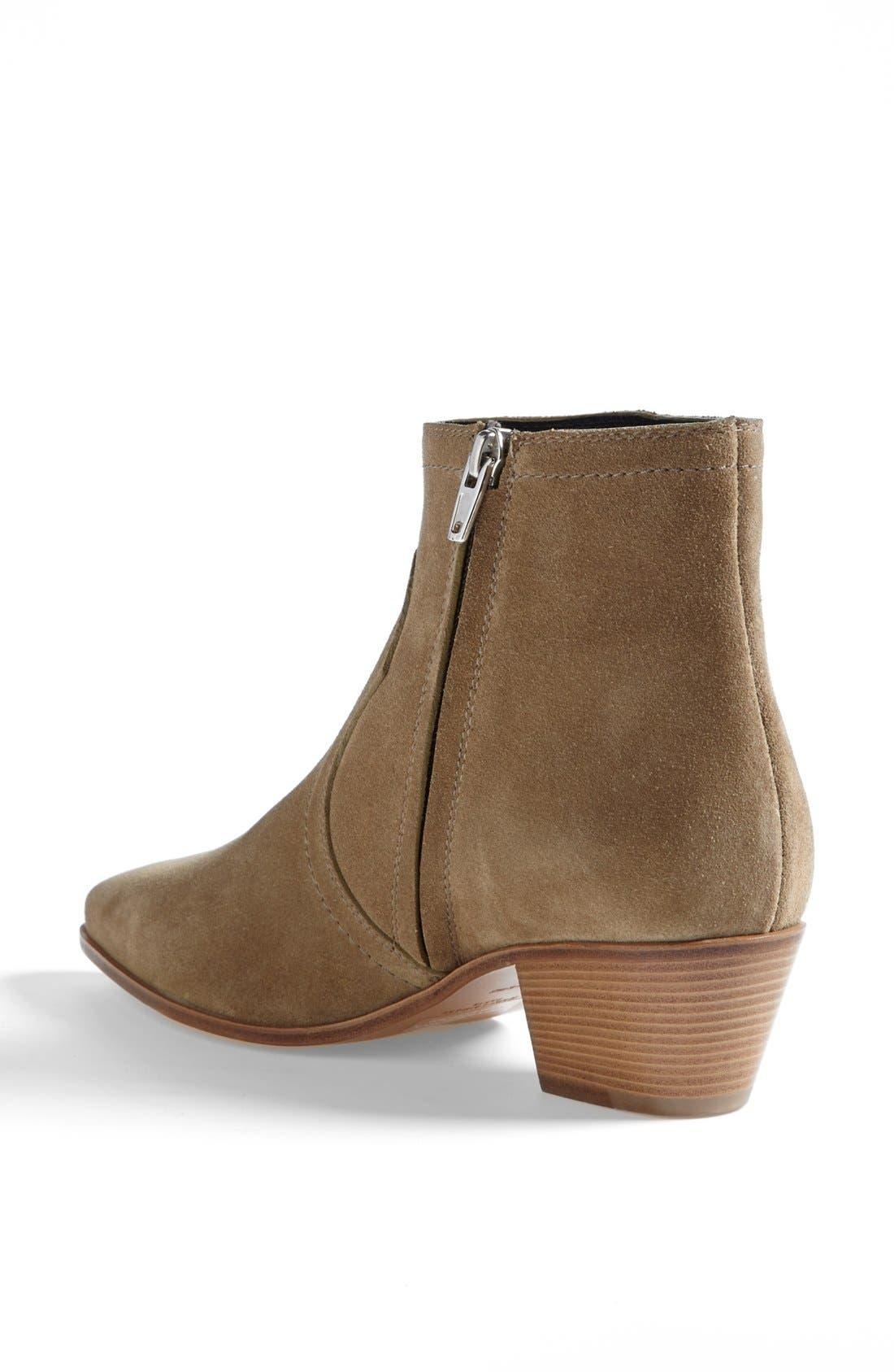 Alternate Image 2  - Saint Laurent 'Rock' Calfskin Leather Boot
