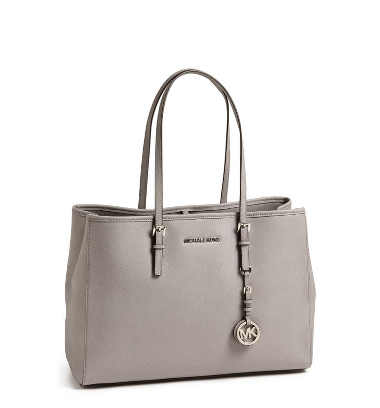 Michael Michael Kors Jet Set Large Saffiano Leather