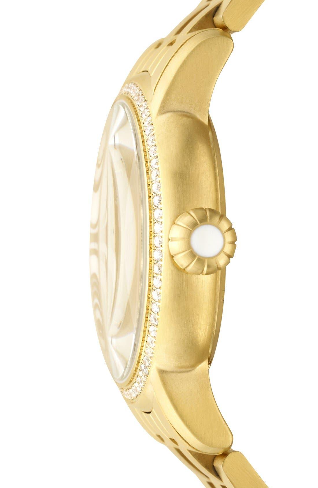 Alternate Image 3  - Brera 'Valentina' Diamond Bracelet Watch, 42mm
