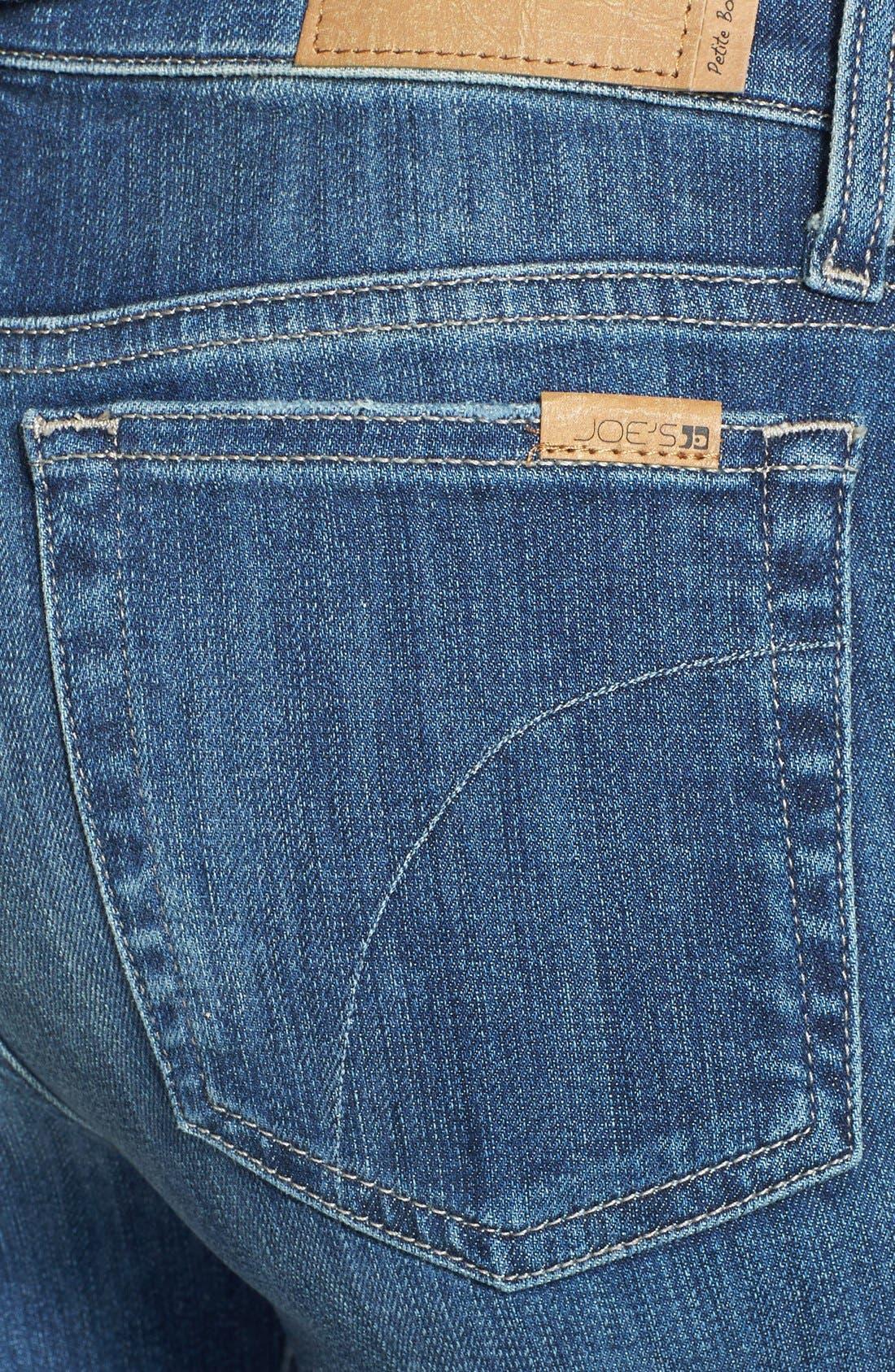 Alternate Image 3  - Joe's Bootcut Jeans (Laurel) (Petite)