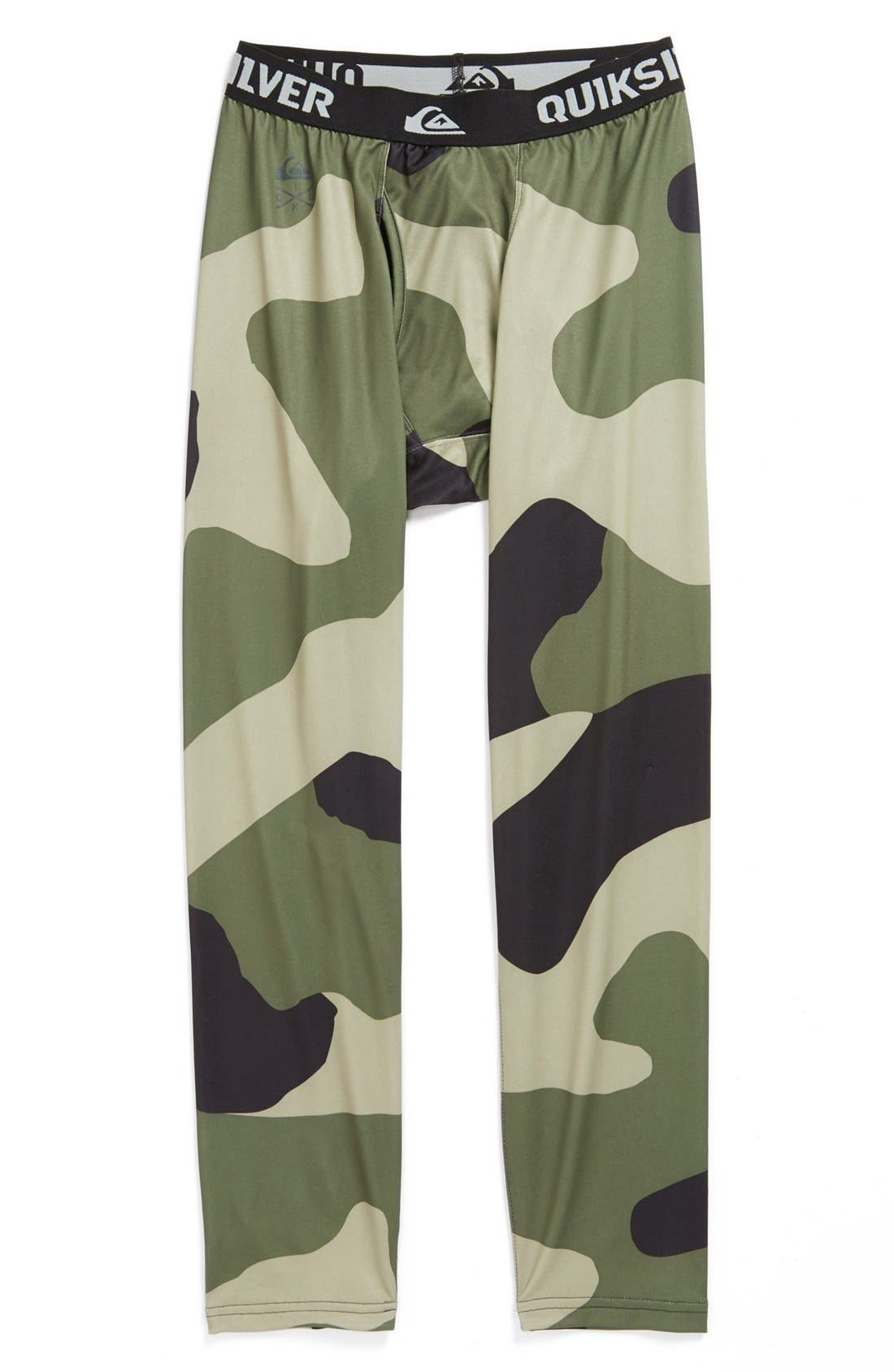 Alternate Image 1 Selected - Quiksilver 'Lloyd 1st Layer' Pants (Little Boys & Big Boys)