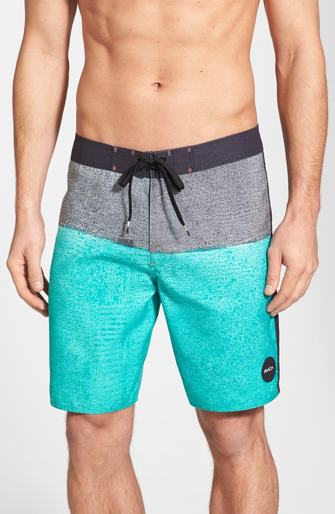 Alternate Image 1 Selected - RVCA 'Buoy' Board Shorts