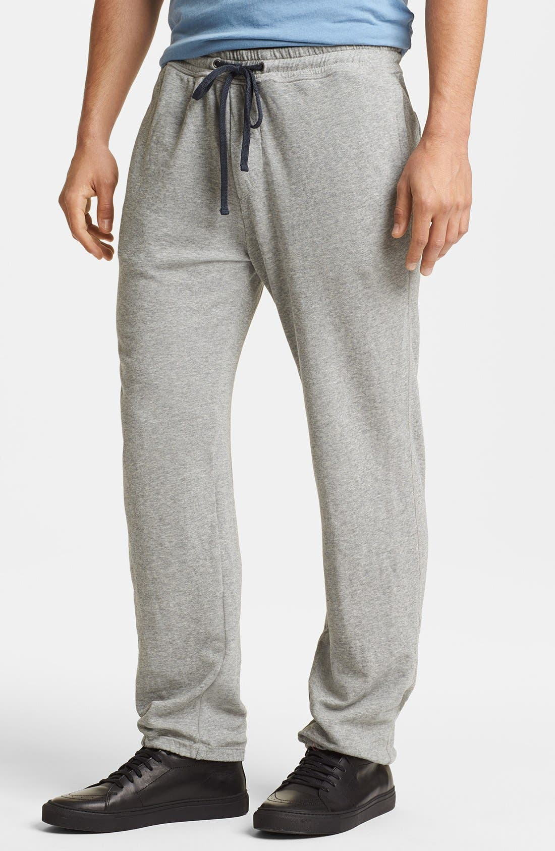 Classic Sweatpants,                         Main,                         color, Heather Grey