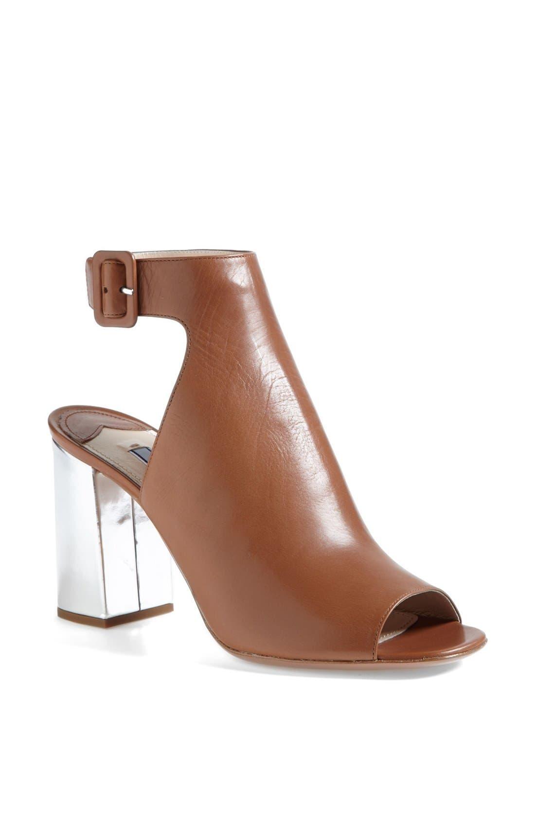 Alternate Image 1 Selected - Prada Glove Slingback Sandal (Women)
