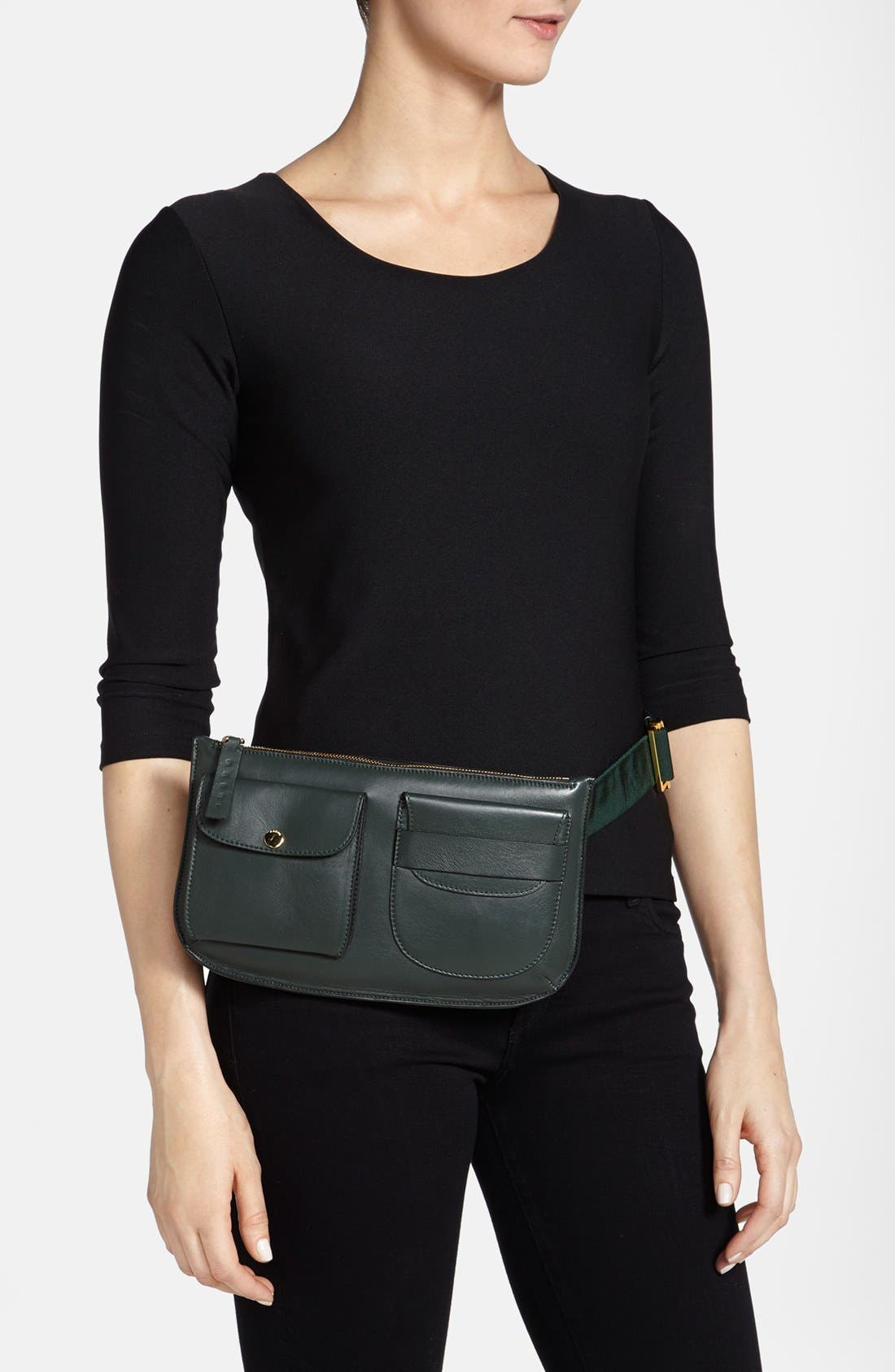 Alternate Image 2  - Marni Leather Belt Bag