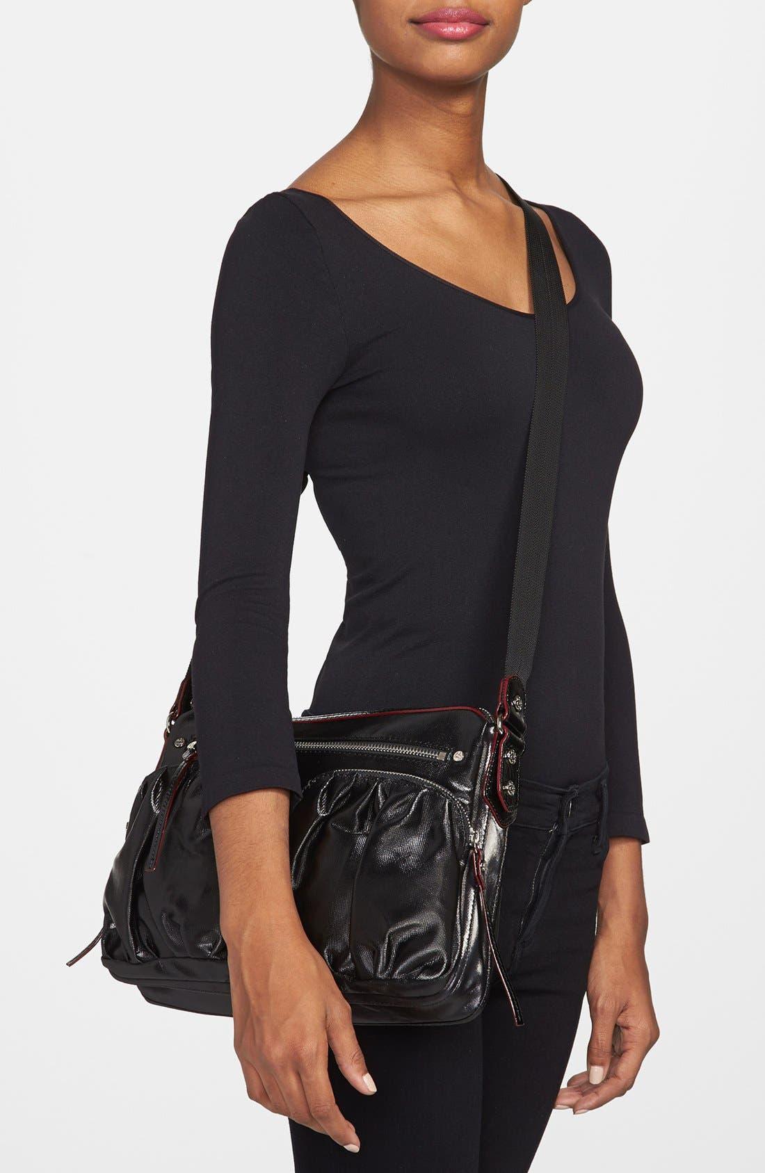Alternate Image 2  - MZ Wallace 'Paige' Crossbody bag, Small