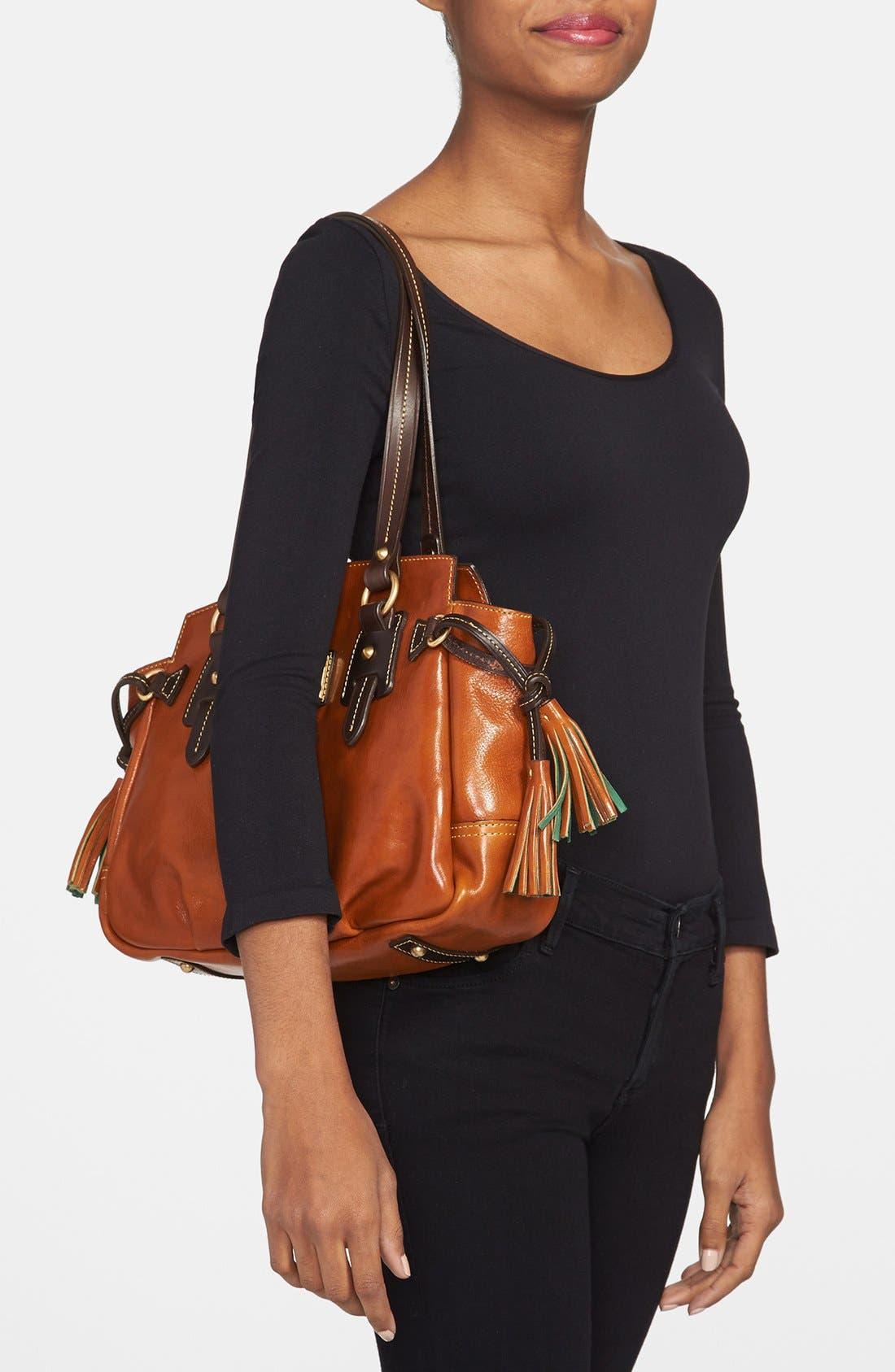 Alternate Image 2  - Dooney & Bourke 'Winged - Small' Leather Handbag