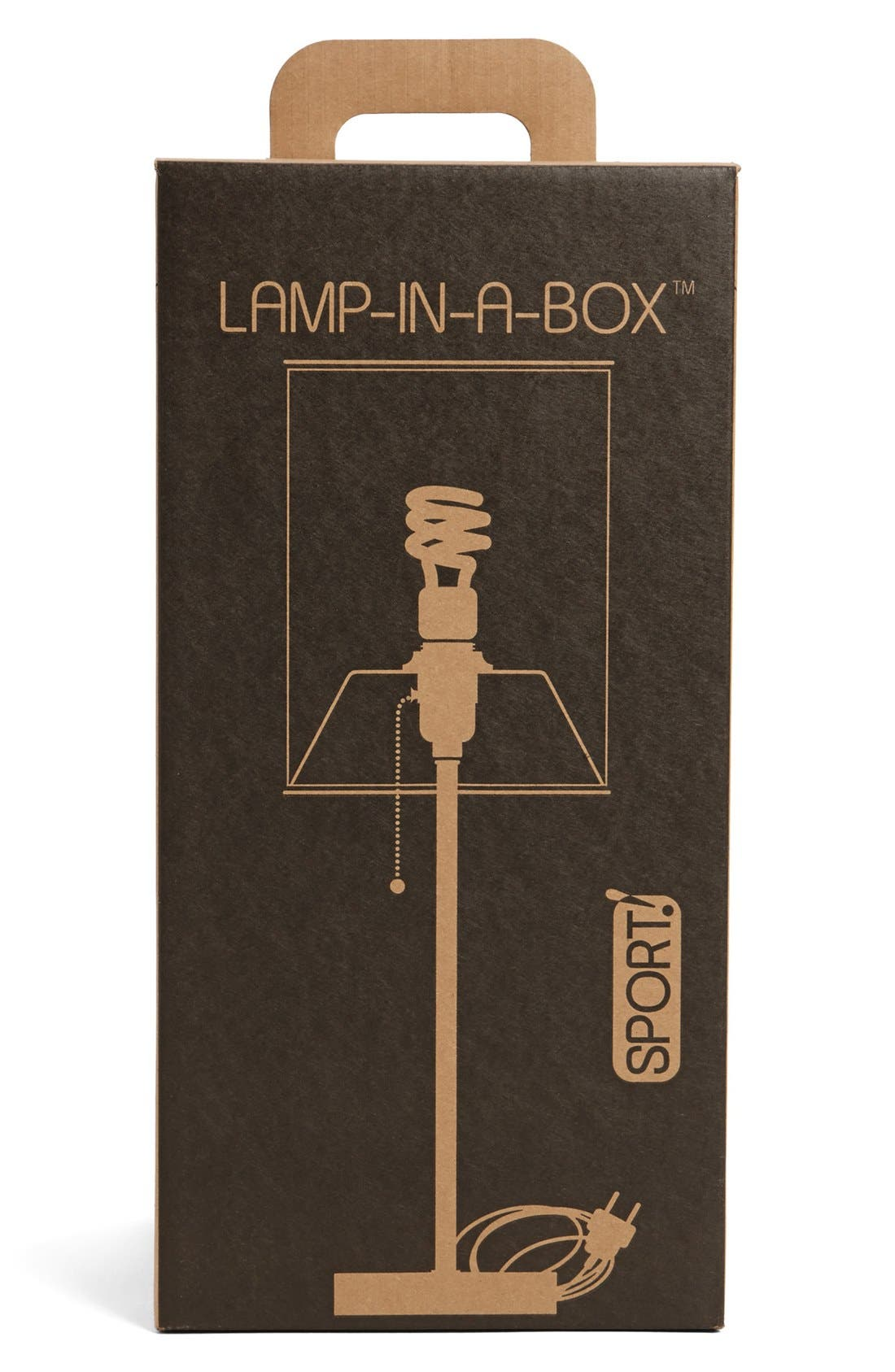 Alternate Image 3  - LAMP-IN-A-BOX 'The Beatles - Singles Covers' Table Lamp