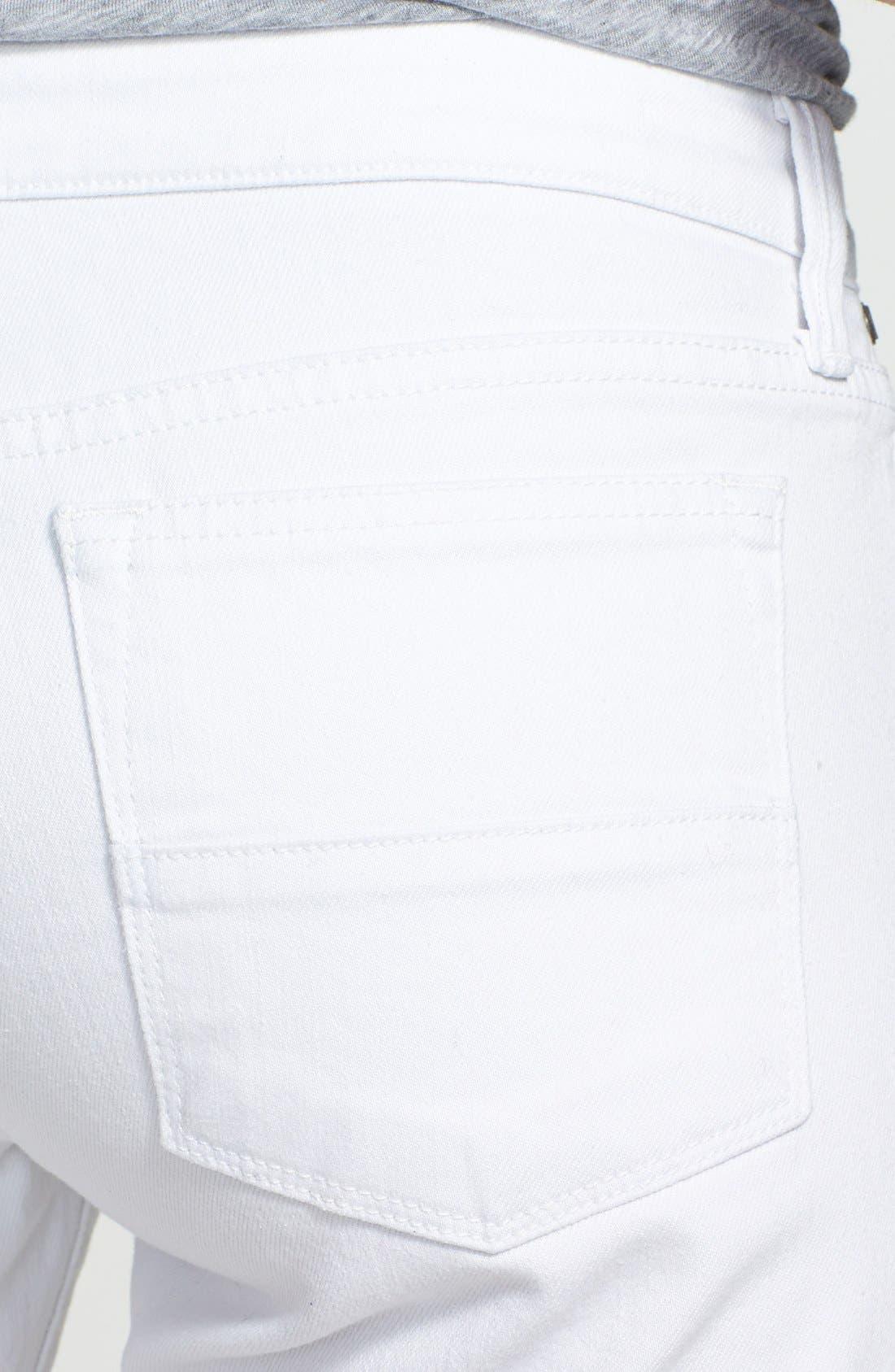 Alternate Image 3  - KUT from the Kloth 'Catherine' Denim Boyfriend Shorts