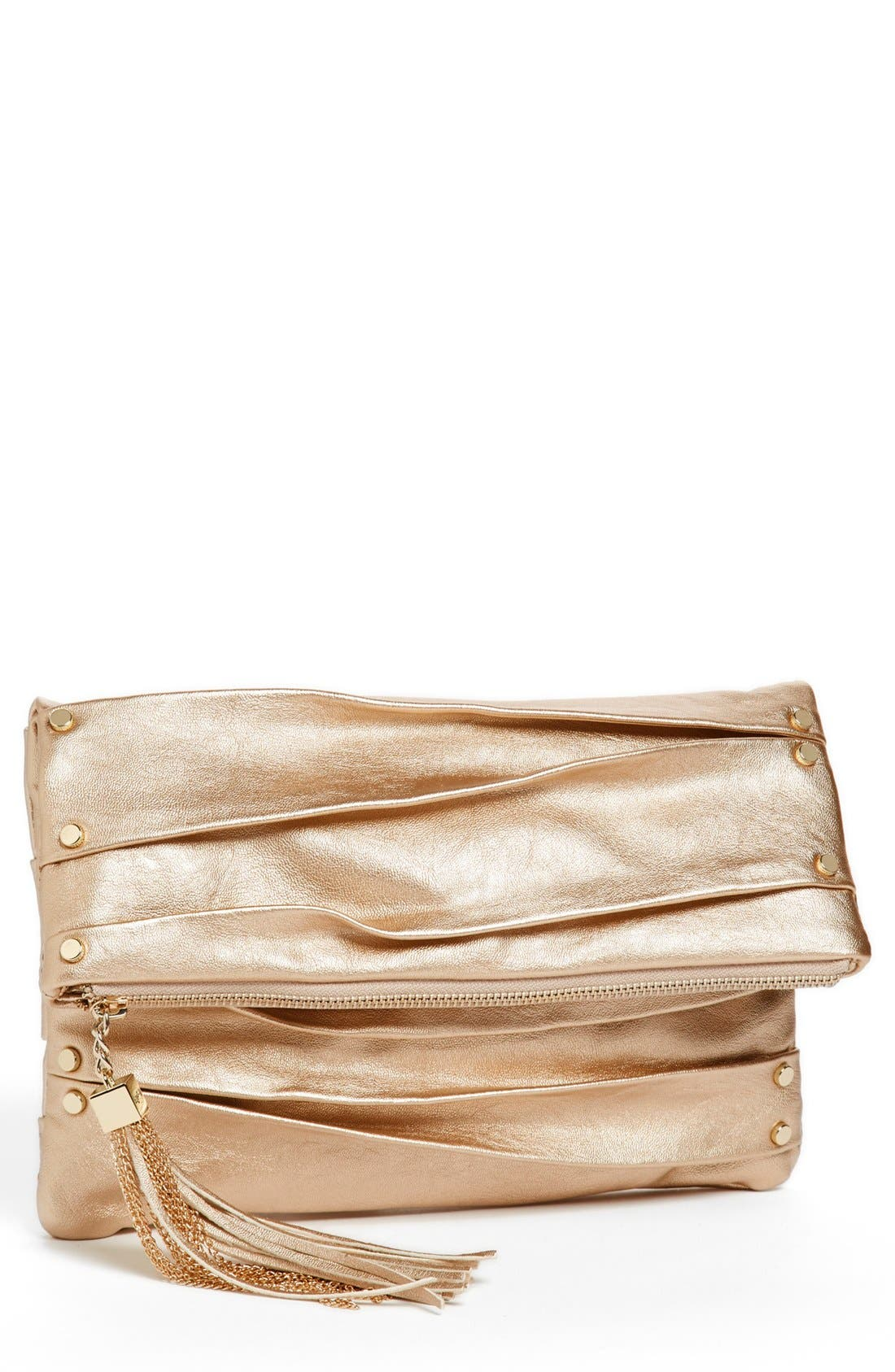 Alternate Image 1 Selected - Izzy & Ali 'Sophie' Foldover Clutch
