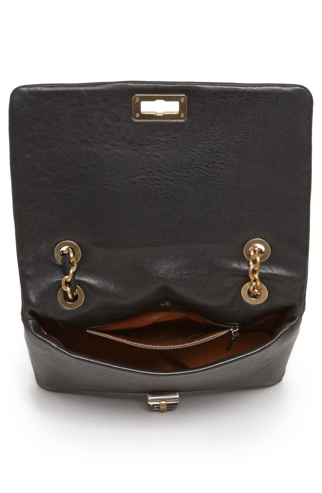 Alternate Image 3  - Lanvin 'Happy' Quilted Flap Shoulder Bag